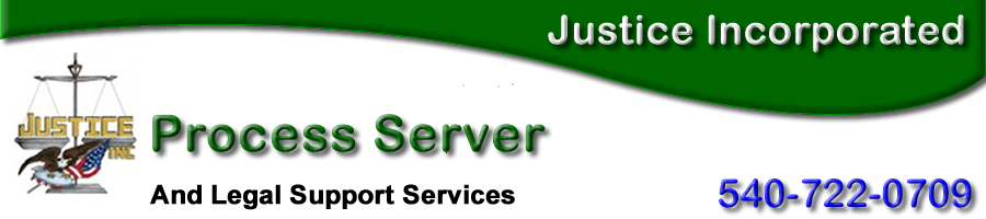 Justice Incorporated Prosess Server VA